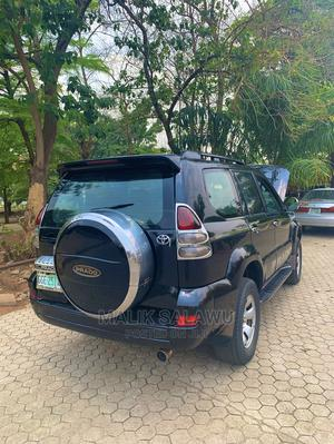 Toyota Land Cruiser Prado 2007 STANDARD Black   Cars for sale in Abuja (FCT) State, Central Business Dis