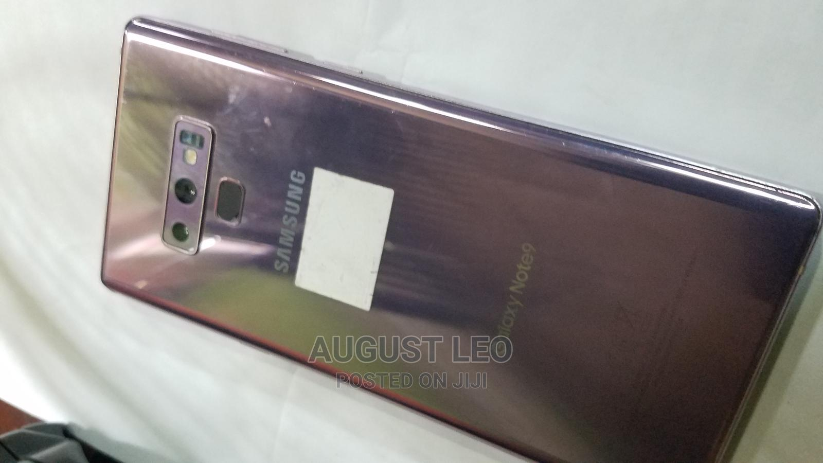 Archive: Samsung Galaxy Note 9 128 GB Pink