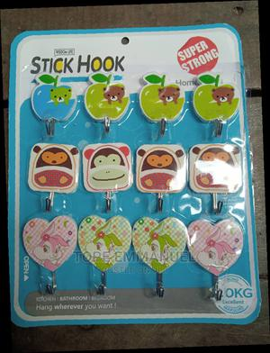 Wall Stickers Hanger For Bathroom And Kitchen | Home Accessories for sale in Lagos State, Surulere
