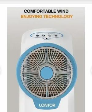 Rechargeable Air Cooler Water Fan With Remote Control   Home Appliances for sale in Lagos State, Lagos Island (Eko)