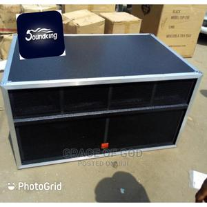 Professional Soundking 18inches Sub Woofer Double | Audio & Music Equipment for sale in Lagos State, Ikeja