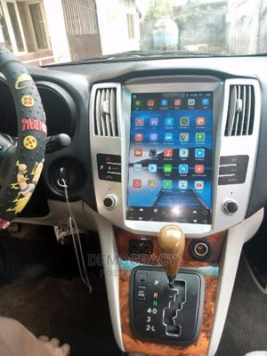 Tesla Screen for RX 330/350 Lexus Android Dvd Version | Vehicle Parts & Accessories for sale in Lagos State, Ikeja