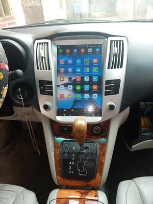 RX 350/330 Lexus Jeep (Tesla) Android Dvd Screen | Vehicle Parts & Accessories for sale in Lagos State, Ikeja