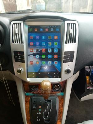 Tesla Android Screen for RX 330/350 Lexus Jeep | Vehicle Parts & Accessories for sale in Lagos State, Ikeja