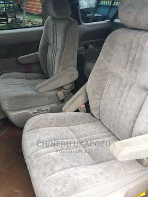 Toyota Sienna 2002 CE Red | Cars for sale in Rivers State, Obio-Akpor