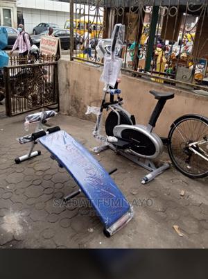 Orbitrek Bike With Sit Up Bench | Sports Equipment for sale in Abuja (FCT) State, Utako