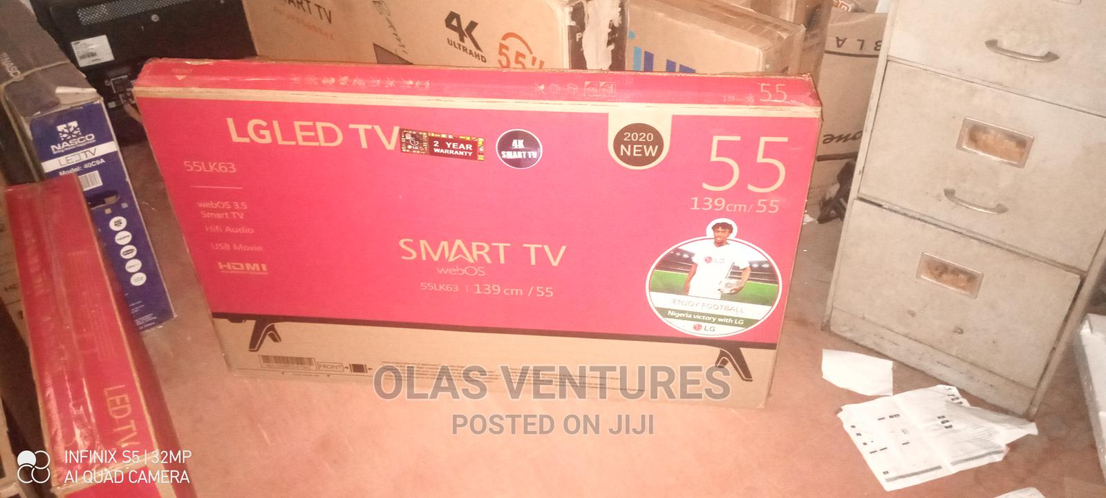 LG Smart TV 55 Inches