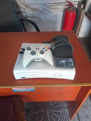 London Used Xbox 360 Console With Ten Games Insid and on Pad   Video Game Consoles for sale in Lagos State, Ojo