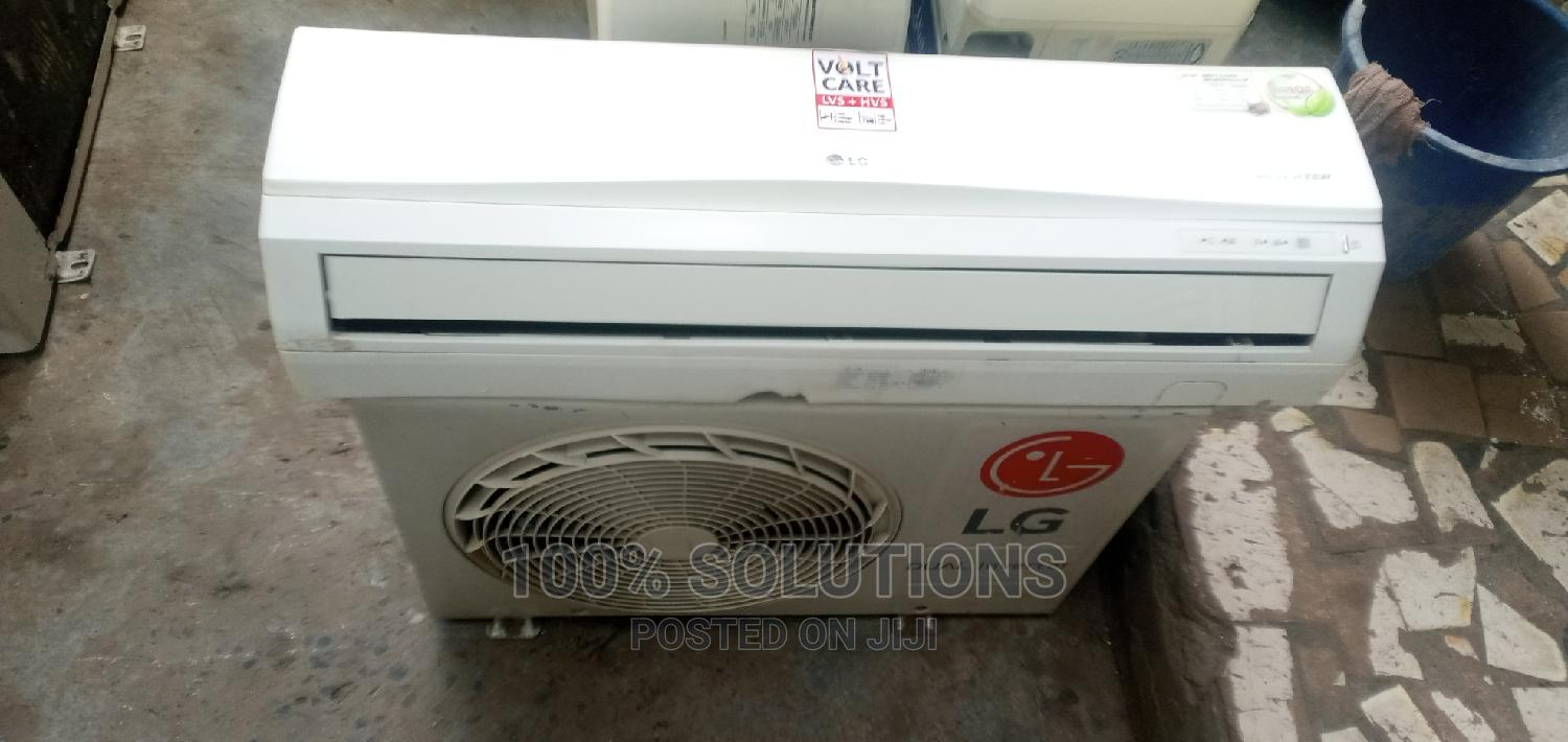 LG 1hp and 1.5hp Inverter Air Conditioner for Sales