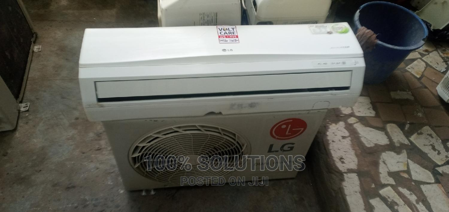 LG 1hp and 1.5hp Inverter Air Conditioner for Sales | Home Appliances for sale in Alimosho, Lagos State, Nigeria