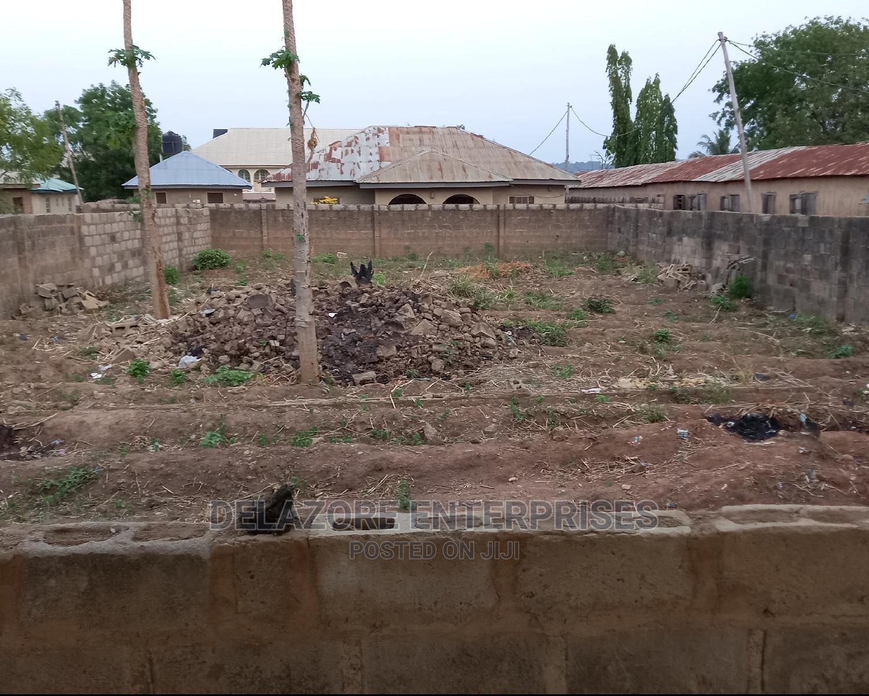 Half Plots of Land at Tanke Area