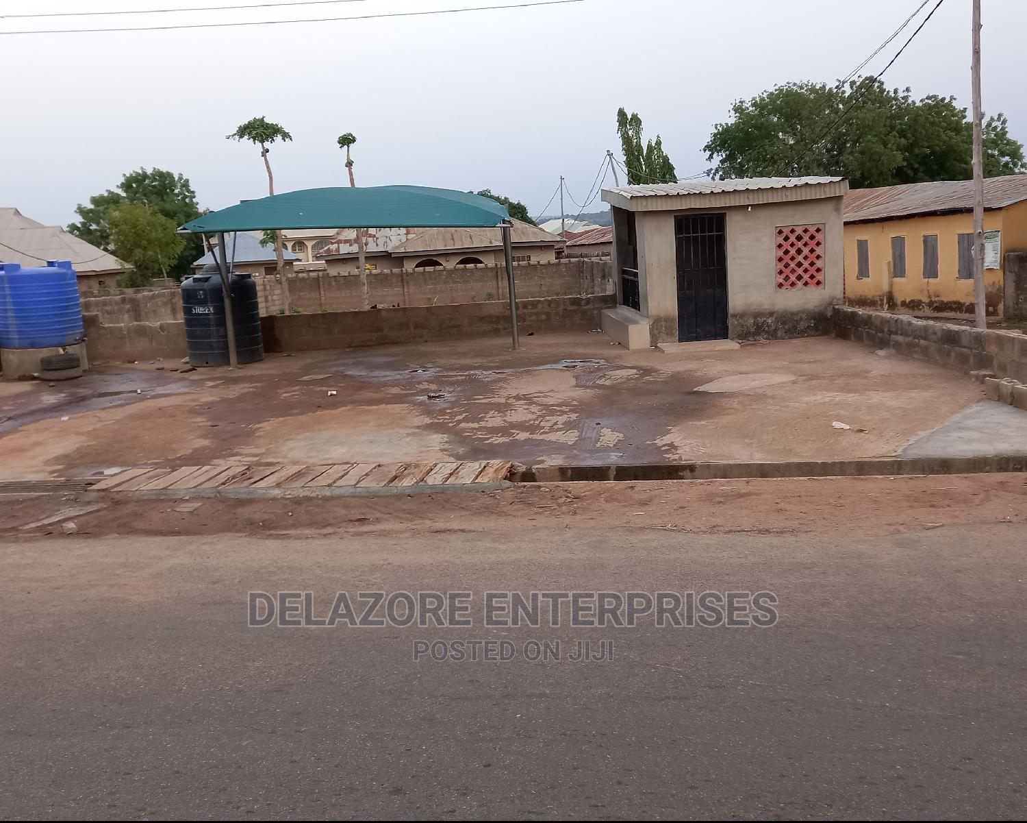 Half Plots of Land at Tanke Area   Land & Plots For Sale for sale in Ilorin South, Kwara State, Nigeria