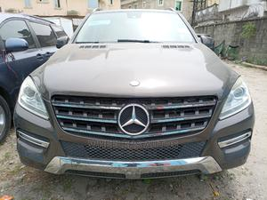 Mercedes-Benz M Class 2015 Brown | Cars for sale in Lagos State, Amuwo-Odofin