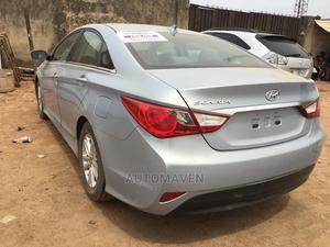 Hyundai Sonata 2014 Silver   Cars for sale in Lagos State, Magodo