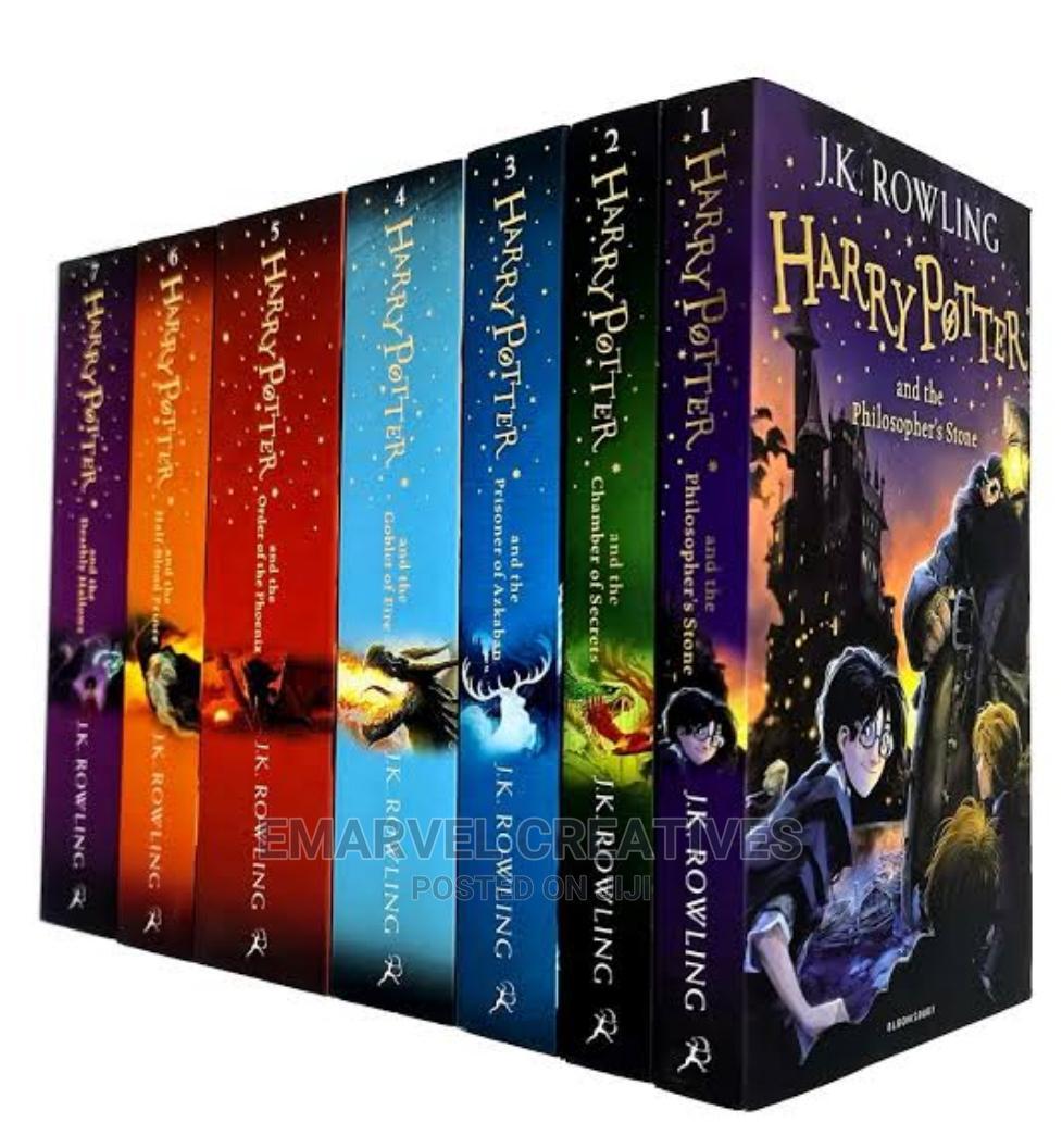 Harry Potter Novel Bundles(7books)