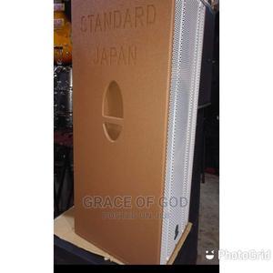 Standard Double Speaker   Audio & Music Equipment for sale in Lagos State, Ikeja
