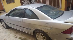 Honda Civic 2004 1.6 Coupe Automatic Silver | Cars for sale in Lagos State, Ikeja