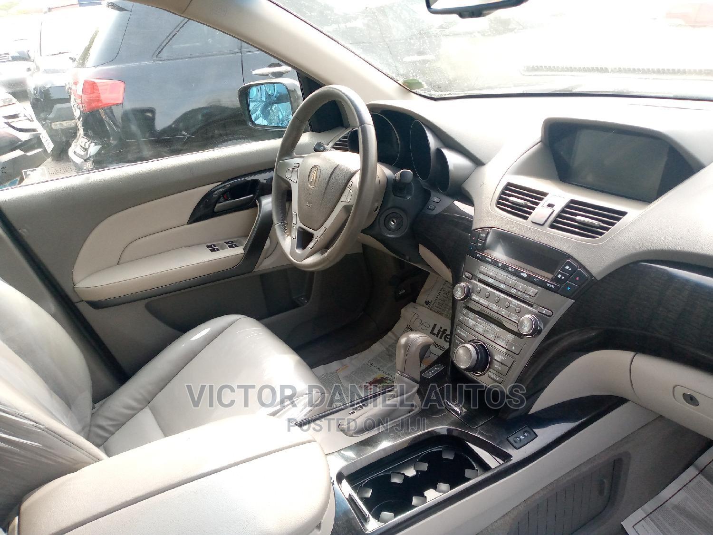 Archive: Acura MDX 2008 SUV 4dr AWD (3.7 6cyl 5A) Black