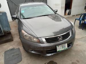 Honda Accord 2010 Sedan EX-L Gray   Cars for sale in Lagos State, Ajah