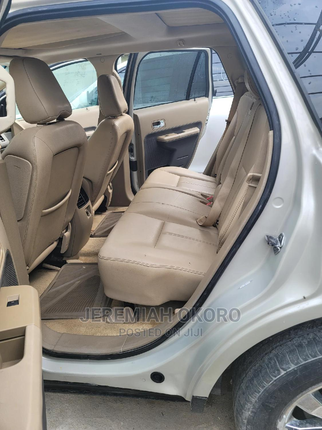 Ford Edge 2007 SE 4dr FWD (3.5L 6cyl 6A) Gray | Cars for sale in Amuwo-Odofin, Lagos State, Nigeria
