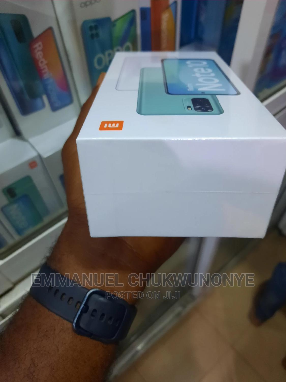 New Xiaomi Redmi Note 10 128 GB | Mobile Phones for sale in Ikeja, Lagos State, Nigeria