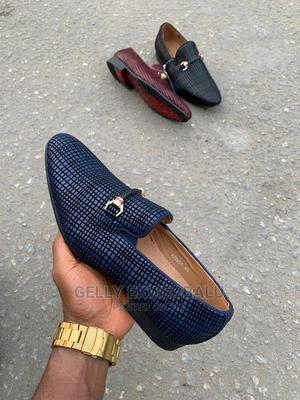 Folletel Blue Dress Shoes/Loafers for Men | Shoes for sale in Lagos State, Apapa