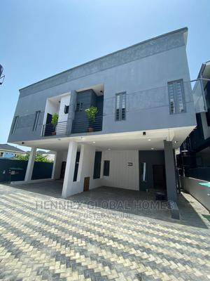 Affordable 4 Bedroom Semi Detached Duplex With Bq for Sale | Houses & Apartments For Sale for sale in Lekki, Chevron