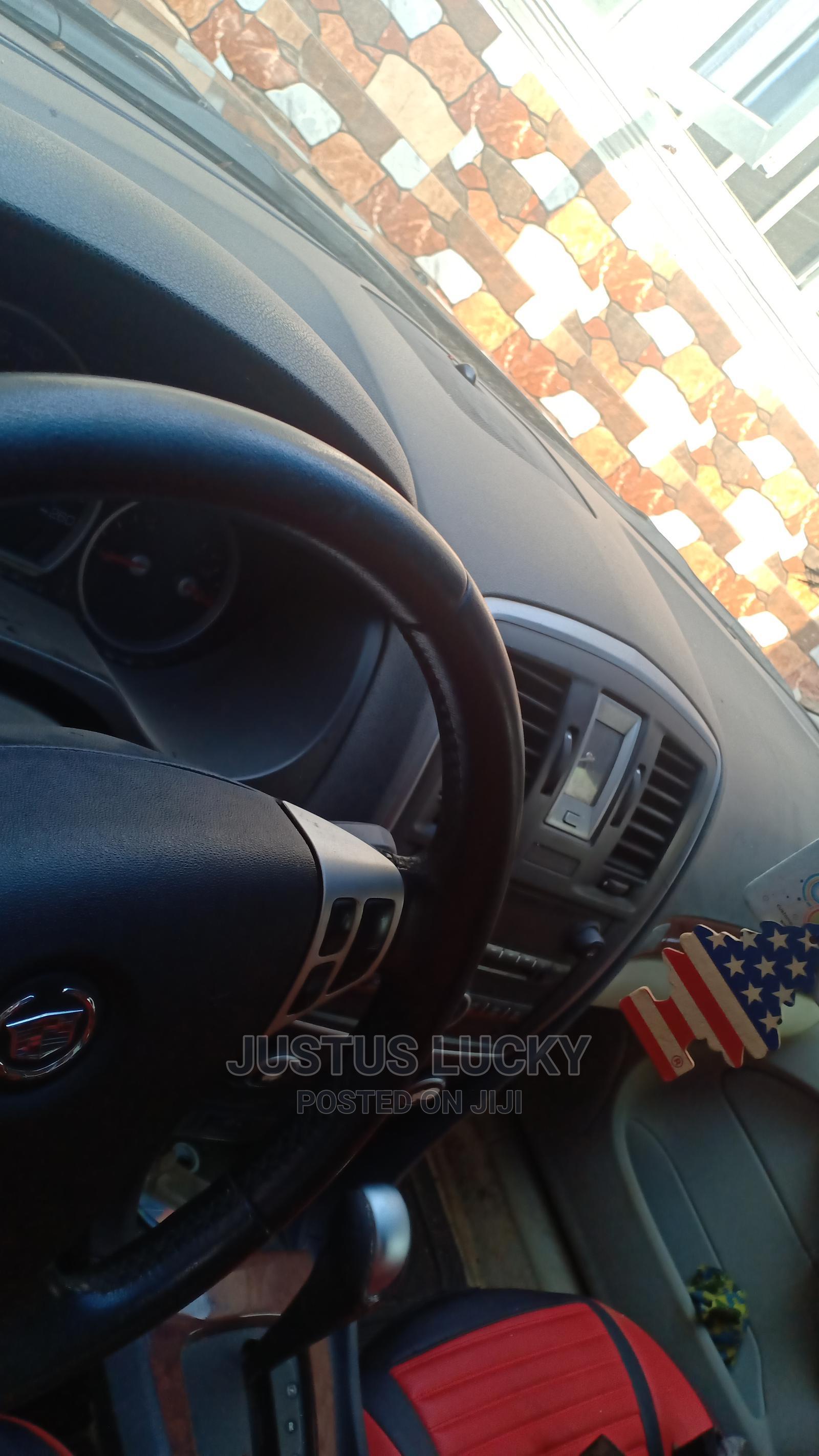 Archive: Cadillac Escalade 2007 Black