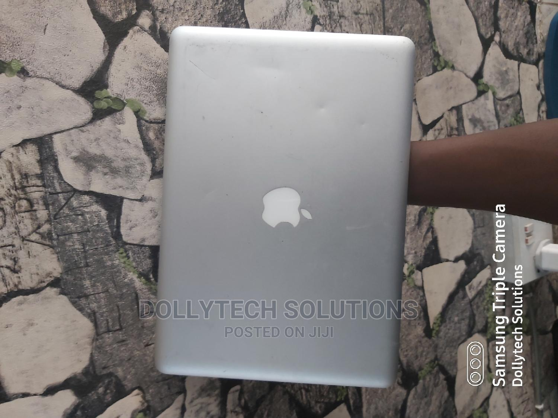 Laptop Apple MacBook 2012 8GB Intel Core I5 SSD 160GB