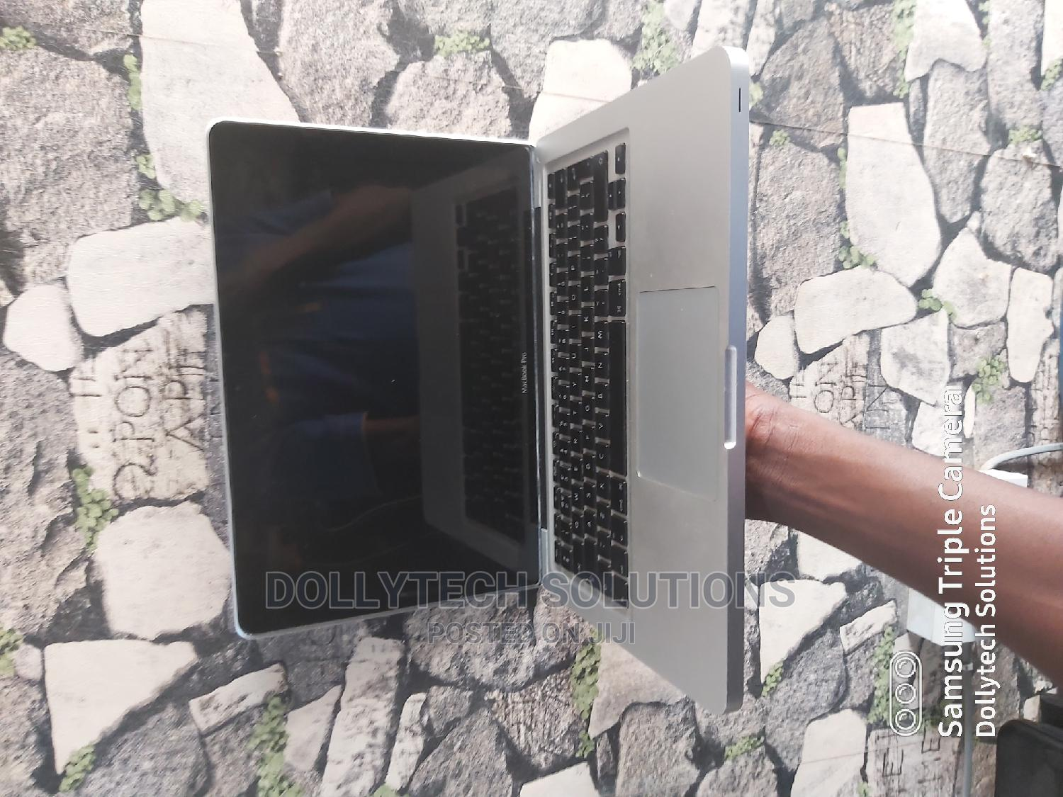 Laptop Apple MacBook 2012 8GB Intel Core I5 SSD 160GB | Laptops & Computers for sale in Isolo, Lagos State, Nigeria