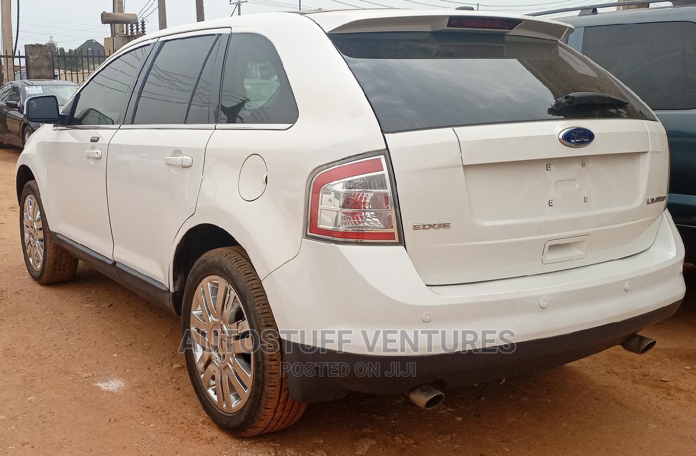 Ford Edge 2010 White | Cars for sale in Ikorodu, Lagos State, Nigeria
