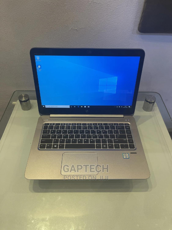 Laptop HP EliteBook 1040 G3 16GB Intel Core I5 SSD 256GB