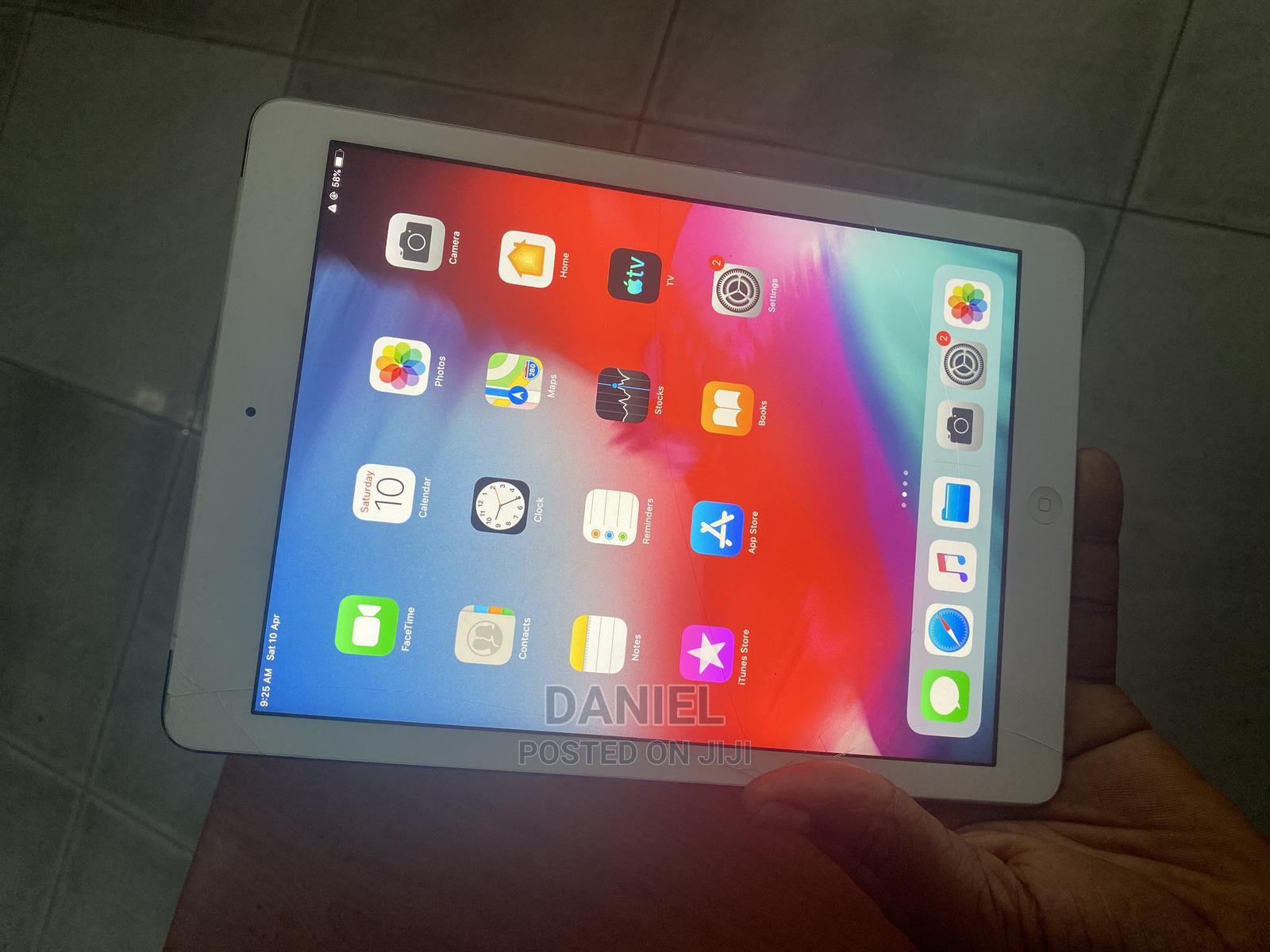 Apple iPad Air 2 64 GB White | Tablets for sale in Port-Harcourt, Rivers State, Nigeria