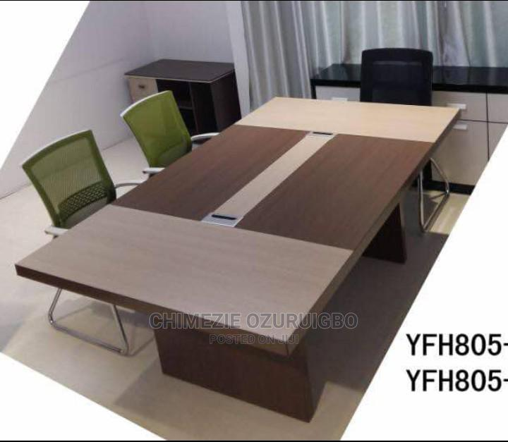 2.4 Meters Brown Conference Table