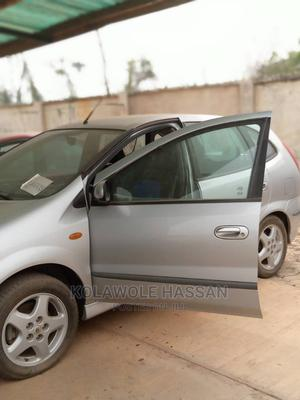Nissan Almera 2006 Tino Acenta Plus Gray | Cars for sale in Lagos State, Agege