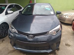 Toyota Corolla 2017 Beige | Cars for sale in Lagos State, Ogba