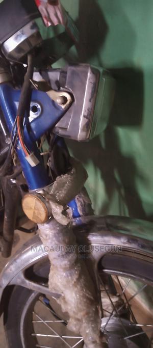 New Suzuki Bike 2014 Blue | Motorcycles & Scooters for sale in Ogun State, Ado-Odo/Ota