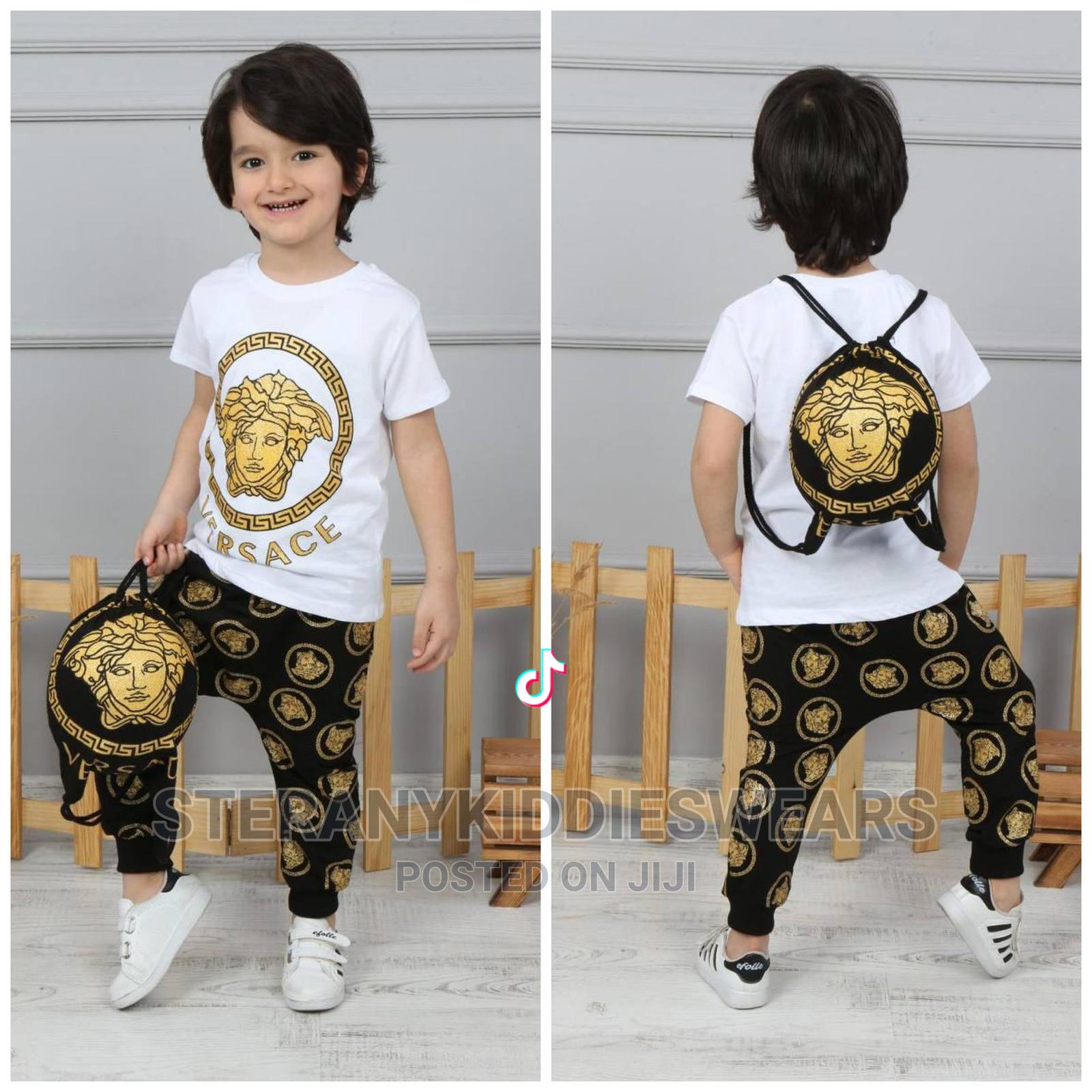 Kids Turkey Versace Wears