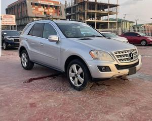 Mercedes-Benz M Class 2010 ML 350 4Matic Silver | Cars for sale in Lagos State, Lekki