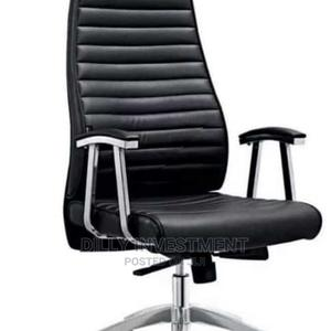 Black Executive Chair   Furniture for sale in Abuja (FCT) State, Wuse