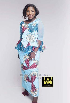 Ankara Skirt and Blouse | Clothing for sale in Lagos State, Ifako-Ijaiye