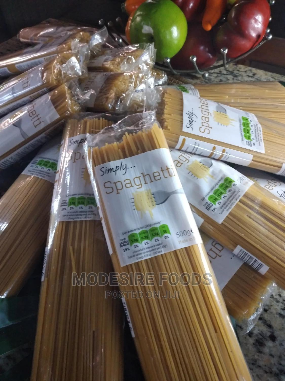Archive: Simply Spaghetti