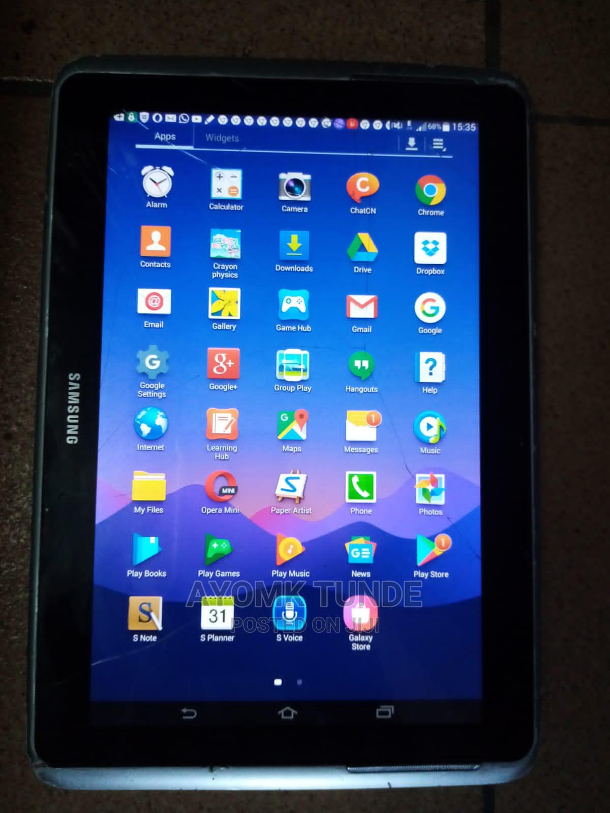 Samsung Galaxy Note 10.1 (2014 Edition) 32 GB White | Tablets for sale in Alimosho, Lagos State, Nigeria