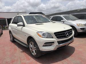 Mercedes-Benz M Class 2012 ML 350 4Matic White | Cars for sale in Lagos State, Amuwo-Odofin