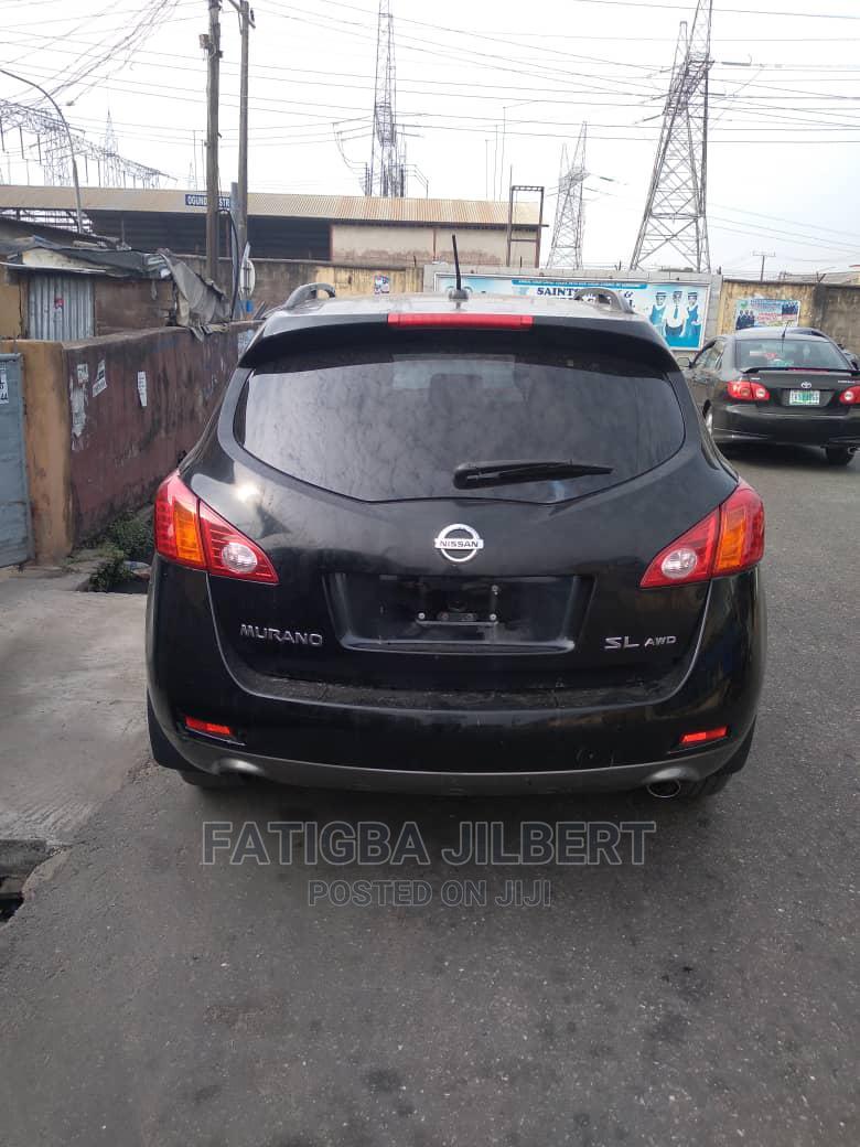 Nissan Murano 2010 SL Black   Cars for sale in Victoria Island, Lagos State, Nigeria