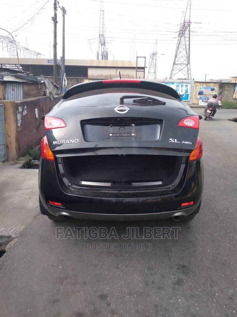 Nissan Murano 2010 SL Black | Cars for sale in Victoria Island, Lagos State, Nigeria