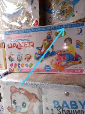 Multifunctional Educational Walker | Toys for sale in Lagos State, Alimosho