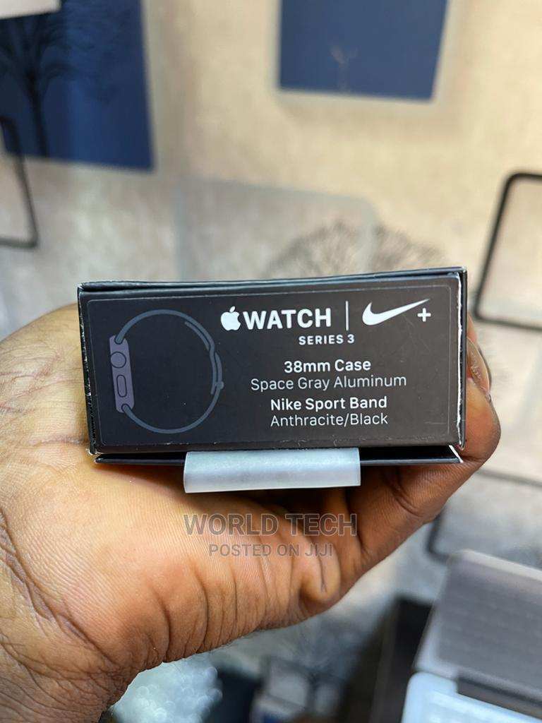 Iwatch Series 3 | Smart Watches & Trackers for sale in Ikeja, Lagos State, Nigeria