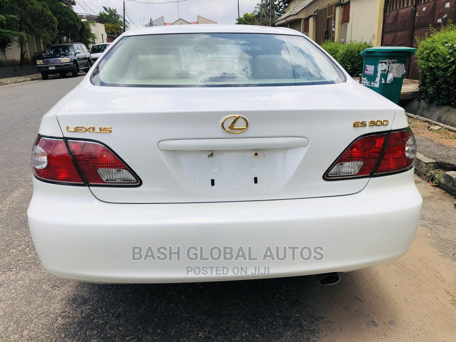 Lexus ES 2003 330 White | Cars for sale in Ikeja, Lagos State, Nigeria