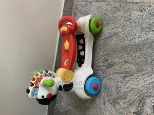 Vtech 3-In-1 Zebra Scooter   Toys for sale in Lagos State, Ikoyi